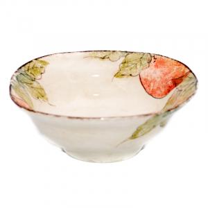 Тарелка для супа Персики