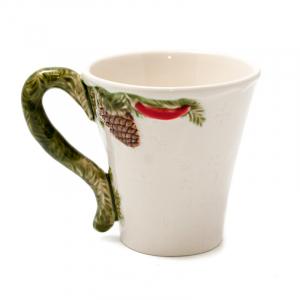 """Чашка """"Рождественская гирлянда"""""""
