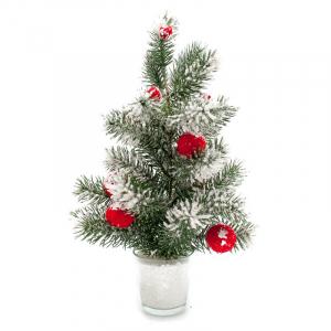 Маленькая декоративная елка