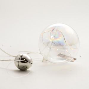 Игрушка стеклянная среднего размера