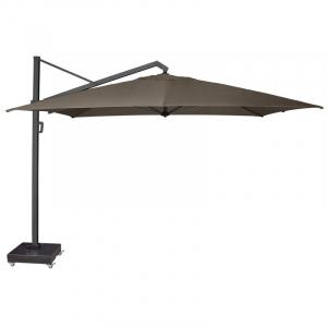 Зонт для дачи и сада цвета гавана Icon premium
