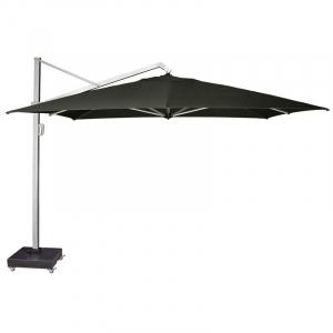 Зонт уличный серо-черный Icon premium