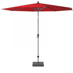Зонт большой уличный красный Riva