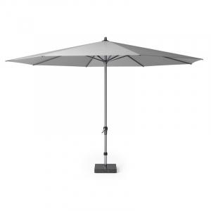 Зонт дачный большой светло-серый Riva