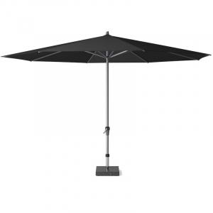 Зонт для сада или кафе черный Riva