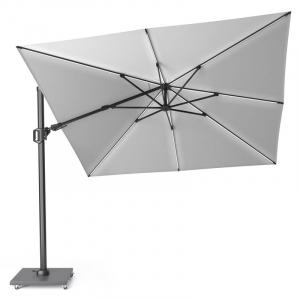 Зонт уличный светло-серый Challenger T2 Glow