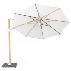Зонт с вращением на 360° Challenger T2 белый