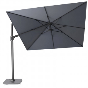 Зонт для дачи цвета антрацит Challenger T2