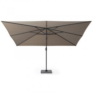 Большой садовый зонт цвета гавана Challenger T1
