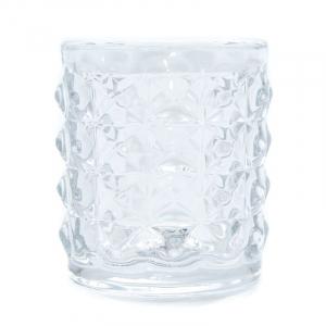 Набор из 6-ти прозрачных стопок Tiffany