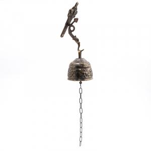 Колокольчик с цепочкой