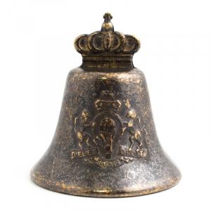Колокольчик настольный с гербом