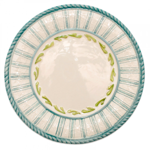 Тарелка десертная Fitz and Floyd Морская 22 см