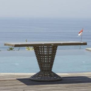 Стол обеденный Spartan Kubu Mushroom Skyline Design