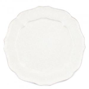 Тарелка подставная белая Impressions