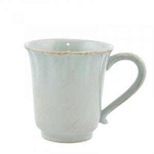 Чашки для чая бирюзовые, набор 6 шт. Alentejo