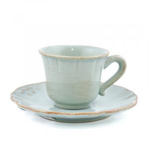 Чашки с блюдцами для кофе, набор 6 шт Alentejo