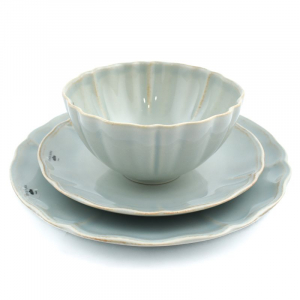 Комплект тарелок Alentejo голубой