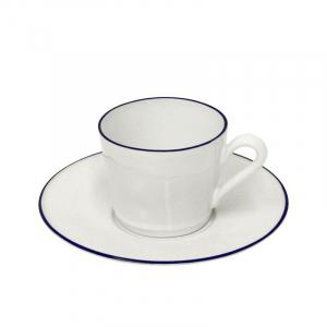 Чашка с блюдцем для кофе Beja
