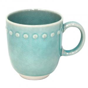 Чашки чайные, набор 6 шт. Pearl Aqua