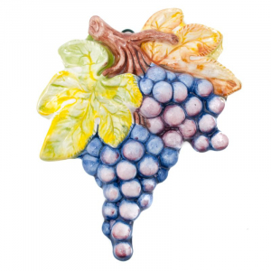 Декор настенный Грозди винограда