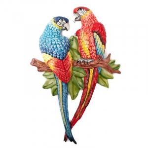 Декор Попугаи