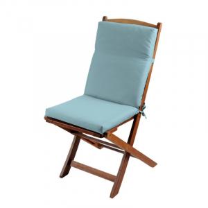 Подушка для стула Sunny голубая