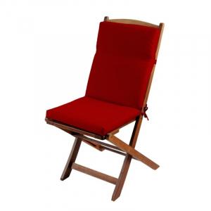 Подушка для стула Sunny красная