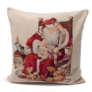 """Наволочка """"Подарок от Деда Мороза"""""""