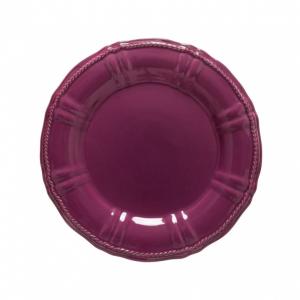 Блюдо фиолетовое Village