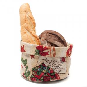 """Хлебница """"Новогодние огоньки"""""""