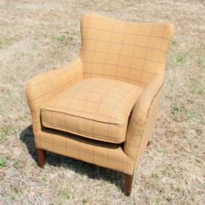 Кресло тканевое Turnberry