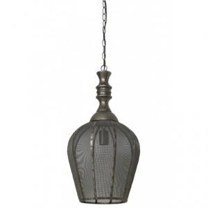 Подвесной светильник античная бронза