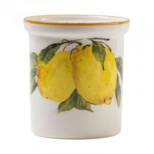 Подставка для кухонных приборов Лимоны