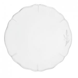 Большое белое блюдо Alentejo