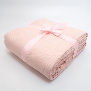 Покрывало Centrotex  Living 260×260 см розовое