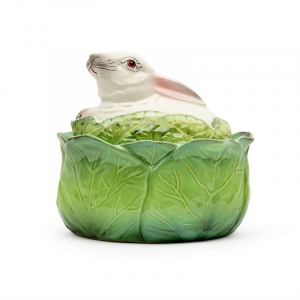 """Емкость для хранения """"Кролик в капусте"""""""