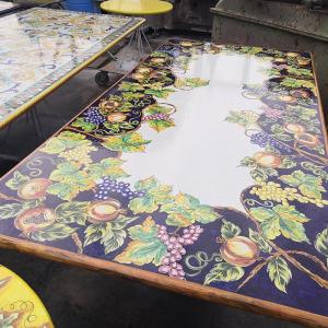 Прямоугольный стол Melograno