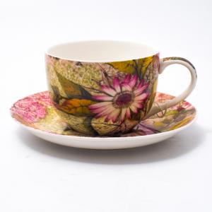 Чашка чайная с блюдцем Daydream