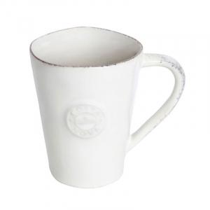 Высокая чашка из белой огнеупорной керамики Nova