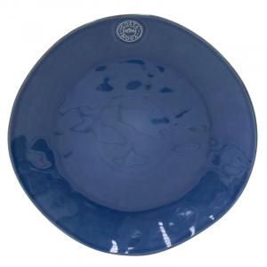 Блюдо синее 33 см Nova, набор 6 шт.