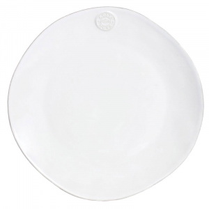 Блюдо белое 33 см Nova, набор 6 шт.