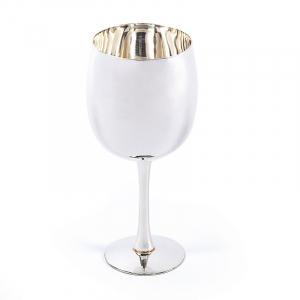 Бокал для вина из сплава шеффилд