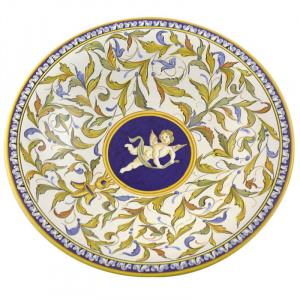 Тарелка настенная Rinascimento