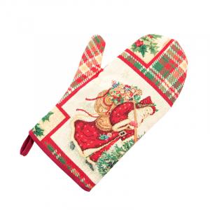 "Прихватка-рукавичка ""Счастливого Рождества"""
