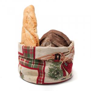 """Хлебница """"Счастливого Рождества"""""""