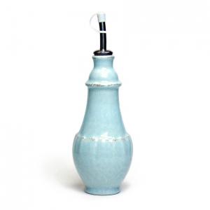 Олейник бирюзовый из керамики в стиле кантри Impressions