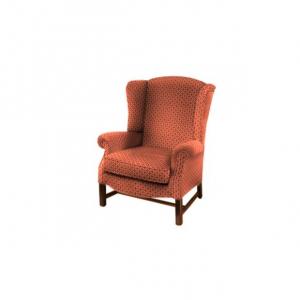 Кресло Sinatra Vivaldi Antique Red