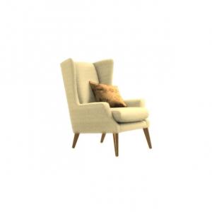 Кресло Sophie Boucle Corn