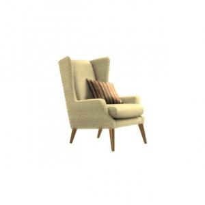 Кресло Sophie Harry Cream